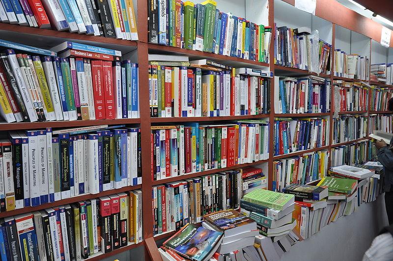 """Kolkata Book Fair 2010"" by Biswarup Ganguly (Creative Commons license)"